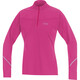 GORE RUNNING WEAR Essential Running Shirt longsleeve Women pink